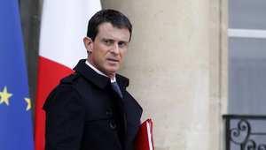 """رئيس الحكومة الفرنسية: نحن في حرب.. وسنواصل عملياتنا حتى إبادة """"داعش"""""""