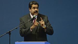 رئيس فنزويلا في الجزائر لبحث أزمة النفط