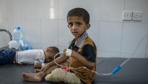 صراع الكوليرا في اليمن..أكبر أزمة إنسانية بالعالم