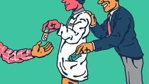 طبيب يعطي الأفيون لمرضاه بوصفات طبية لربح أموال طائلة