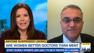 دراسة: الطبيبات أفضل أداء من نظرائهن الذكور