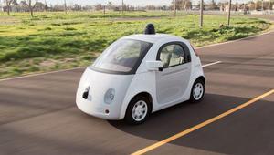 سيارة القيادة الذاتية