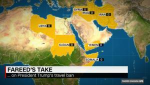 وفقاً للإحصاءات.. ما هو الخطر الفعلي للدول السبع على أمريكا؟