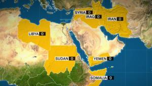 وفقاً للإحصاءات.. ما هو خطر الدول السبع على أمريكا؟
