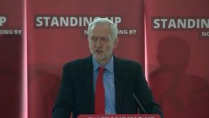 بالفيديو: زعيم حزب العمال البريطاني يقارن إسرائيل بداعش