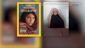 """بالفيديو: """"موناليزا الأفغانية"""" قيد الاعتقال بسجن باكستاني"""