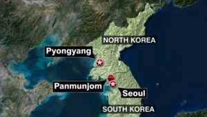بالفيديو: كوريا الشمالية تطلق القذائف بعد تصويت الأمم المتحدة لفرض العقوبات عليها