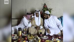 شاهد.. لقطات تعرض للمرة الأولى لحفل زفاف حمزة بن لادن