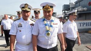 الفلبين تناكف الأمريكيين بمناورات بحرية مع الجيش الروسي
