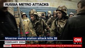 بعد تفجير سان بطرسبرغ.. هذا تاريخ الهجمات على وسائل النقل في روسيا