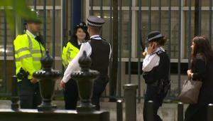 انتشار أمني مكثف حول مستشفى لمصابي هجوم لندن