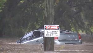 عواصف وأمطار غزيرة في جنوب أستراليا وعمليات إجلاء وتحذيرات من الأسوأ