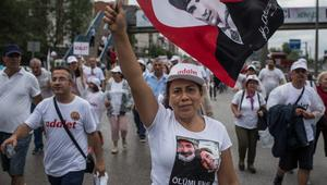 قطعوا أكثر من 400 كم مشياً.. للتظاهر ضد أردوغان