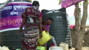 بالفيديو: الهند تعاني من أسوأ جفاف منذ عشرات السنين