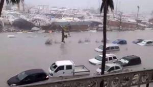 """شاهد آثار إعصار إرما المدمرة بـ""""الكاريبي"""""""
