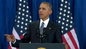 أوباما في آخر خطاب للسياسة الخارجية له: أمريكا لا تفرض امتحانات دينية ثمناً للحرية