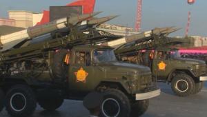 شاهد.. عرض عسكري لكوريا الشمالية يتزامن مع الأولمبياد
