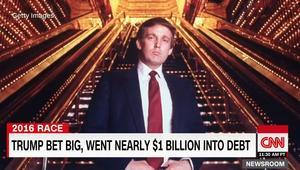 ديون ترامب في التسعينيات بلغت مليارات الدولارات