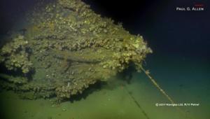 هذا حطام أول سفينة أمريكية أطلقت النار في الحرب العالمية الثانية!