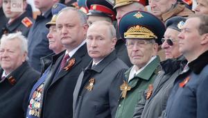 روسيا تستعرض قوتها العسكرية في موسكو