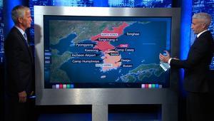 محلل CNN العسكري يبين استراتيجية الحرب لكوريا الشمالية