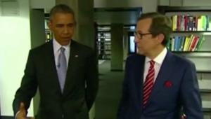 شاهد..هل أوباماً نادم على تدخله العسكري في ليبيا؟
