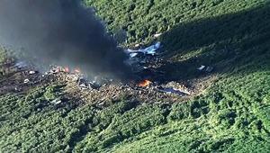 أمريكا.. مقتل 16 جندياً إثر سقوط طائرة حربية