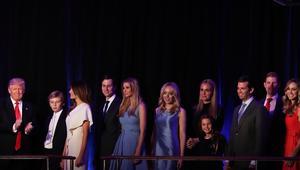 تتكون من 18 فردا.. تعرف على أسرة دونالد ترامب
