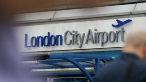 إغلاق مطار لندن سيتي بسبب قنبلة من الحرب العالمية الثانية