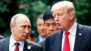 ترامب: بوتين يشعر بقوة بأنه لم يتدخل بانتخاباتنا