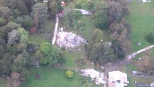 شاهد آثار زلزال بقوة 7.8 في نيوزيلندا