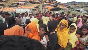 الأمم المتحدة تطالب بمساعدات عاجلة لمسلمي الروهينغا اللاجئين