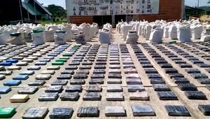 الشرطة الكولومبية تنفذ أكبر عملية ضبط للمخدرات.. 7900 كيلوغراماً من الكوكايين