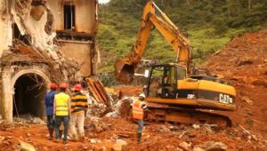 297 قتيلاً إثر انهيارات طينية في سيراليون