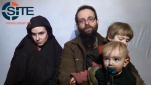 """كندي اخطفته طالبان واغتصبت زوجته لـCNN: """"لست جاهزاً للظهور أمام الكاميرات"""""""