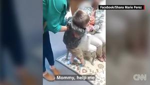 أمريكا: فيديو ضرب طفل على مؤخرته بمدرسة يثير الجدل حول دور الأم والقانون