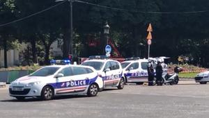 الشرطة الفرنسية: عملية أمنية بشارع الشانزيليزيه