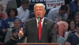 بالفيديو: دونالد ترامب يخلط بين بيونصيه وهجمات 11 سبتمبر… ويندد بتهديدات السعودية
