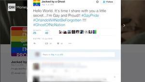 """بالفيديو: قرصان إلكتروني يحارب """"داعش"""" بالأفلام الإباحية ورسائل الفخر بالمثلية الجنسية"""