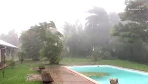 إعصار ماريا يدخل منطقة البحر الكاريبي