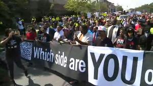 الآلاف يشاركون في مسيرة ضد العنصرية في بوسطن