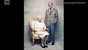 الملكة إليزابيث ودوق أدنبرة بذكرى زواجهما الـ70
