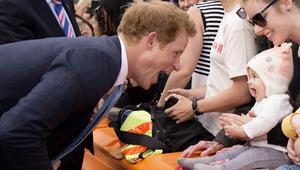 أبرز لحظات رحلات الأمير هاري في الخارج
