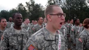 هل ستشل سمنة الشعب قدرة جيش أمريكا القتالية؟