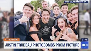 صدفة لا تنسى.. جاستن ترودو يُفاجئ مجموعة من المراهقين في كندا
