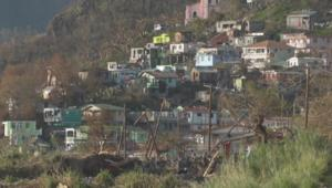 نظرة أولى لـCNN في جزيرة دومينيكا بعد إعصار ماريا