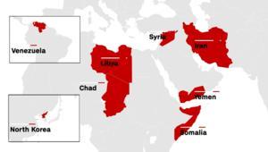 تحليل: قرار ترامب المعدّل لحظر السفر لازال يستهدف المسلمين