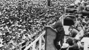شاهد أبرز اللقطات من تاريخ فيديل كاسترو