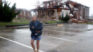 """شاهد آثار إعصار """"هارفي"""" المدمرة بأمريكا"""