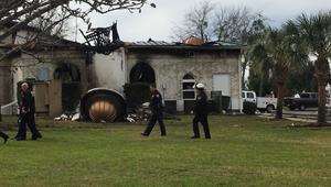 حريق يلتهم مسجداً بالكامل في ولاية تكساس والأسباب لا تزال مجهولة